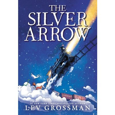 LITTLE BROWN BOOKS SILVER ARROW HB GROSSMAN*