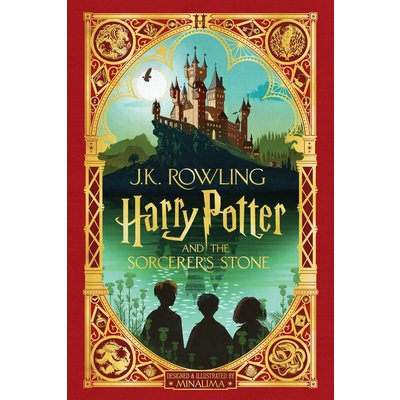SCHOLASTIC HARRY POTTER AND THE SORCERER'S STONE (INTERACTIVE)