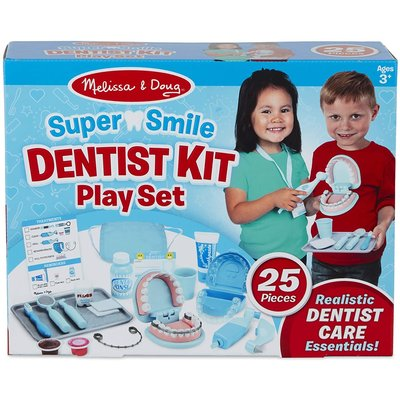 MELISSA AND DOUG DENTIST PLAY SET