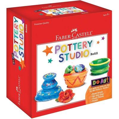 FABER CASTELL DO ART POTTERY STUDIO REFILL