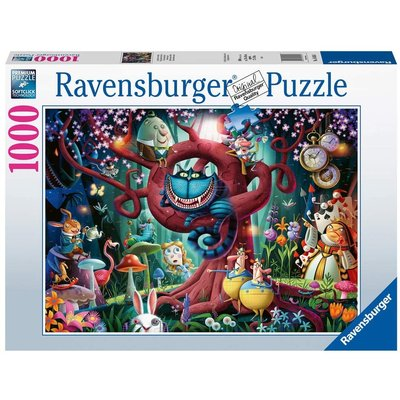 RAVENSBURGER USA MOST EVERYONE IS MAD 1000 PIECE