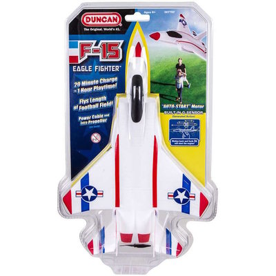 DUNCAN TOYS F-15 EAGLE FIGHTER