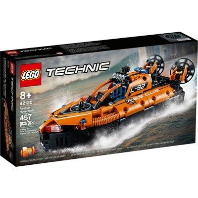 LEGO RESCUE HOVERCRAFT