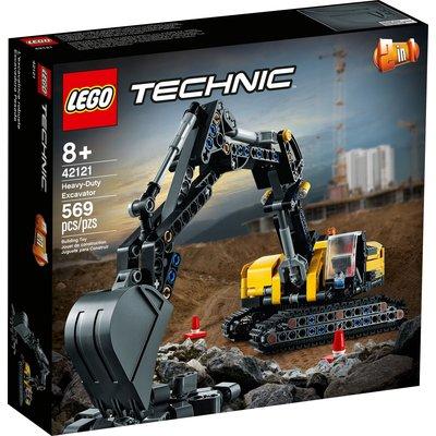 LEGO HEAVY DUTY EXCAVATOR