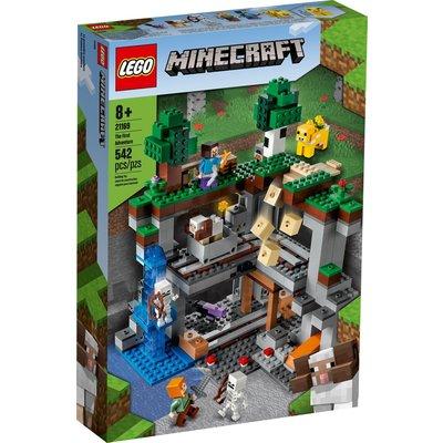LEGO THE FIRST ADVENTURE MINECRAFT