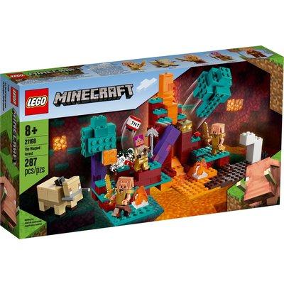 LEGO THE WARPED FOREST MINECRAFT