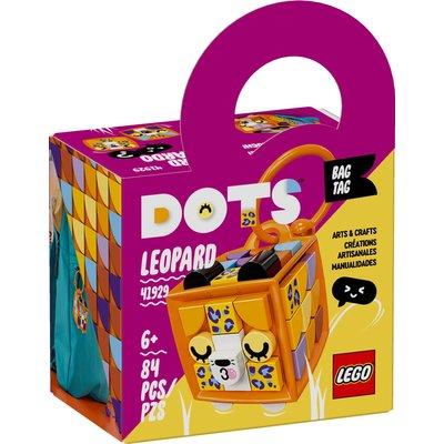 LEGO BAG TAG LEOPARD