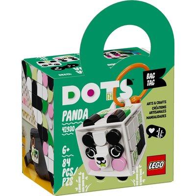 LEGO BAG TAG PANDA