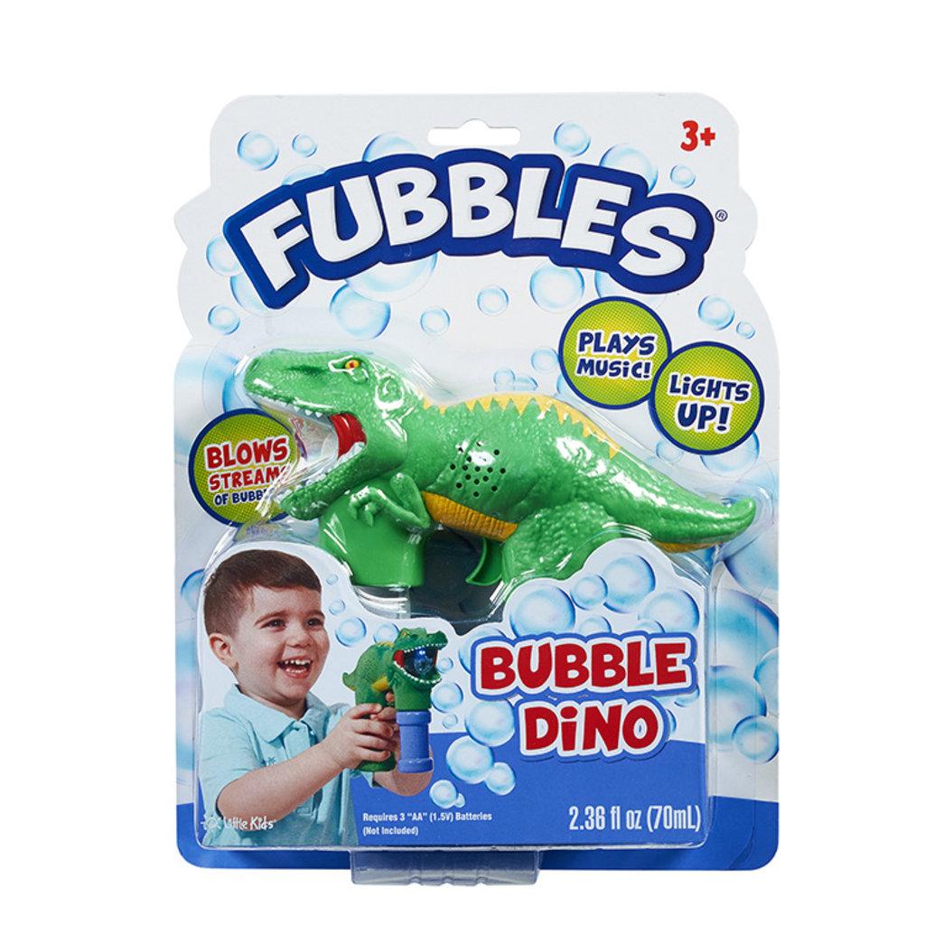 FUBBLES FUBBLES BUBBLE ANIMAL BLASTER
