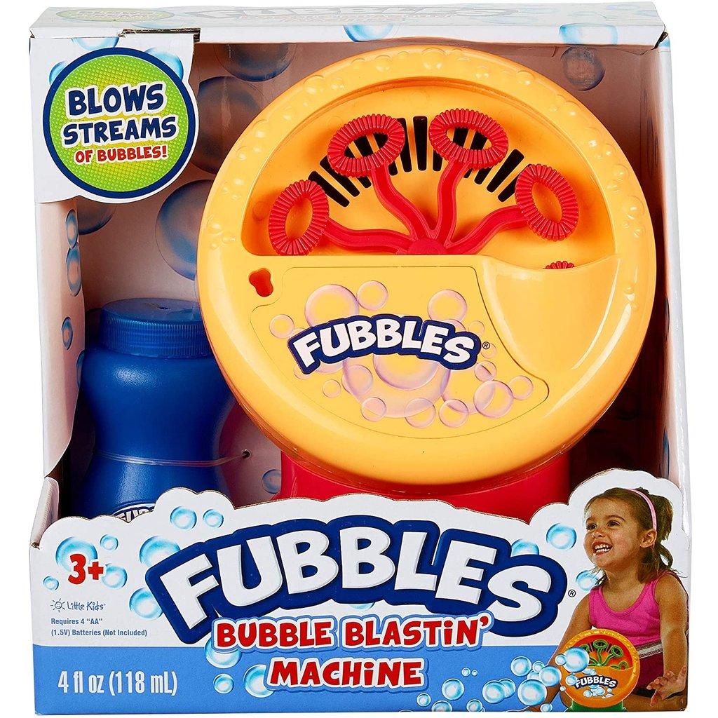 FUBBLES BUBBLE BLASTIN' MACHINE