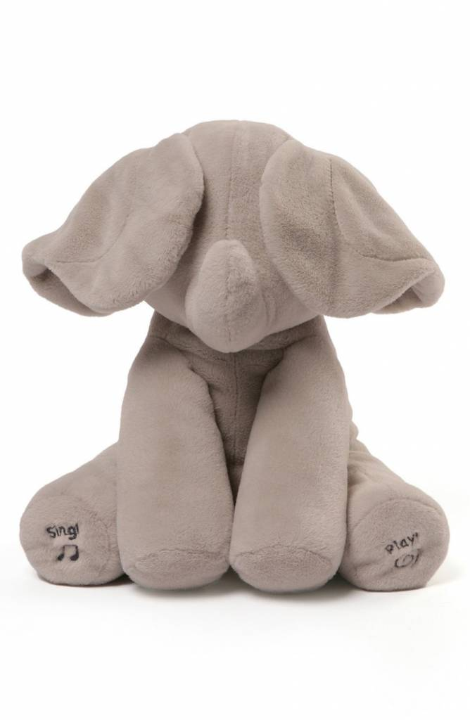 Flappy Musical Elephant Gund The Toy Store