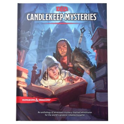 WIZARDS OF THE COAST DUNGEONS & DRAGONS: CANDLEKEEP MYSTERIES