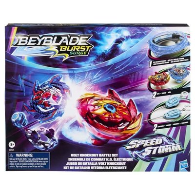 BEYBLADE BEYBLADE BURST SURGE SPEEDSTORM VOLT KNOCKOUT BATTLE SET