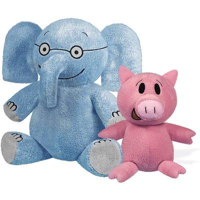 YOTTOY ELEPHANT & PIGGIE PLUSH