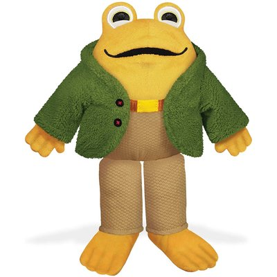 """YOTTOY TOAD 9"""" STUFFED CHARACTER*"""