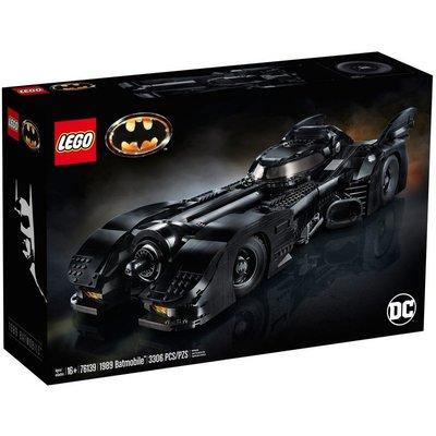 LEGO 1989 BATMOBILE LEGO