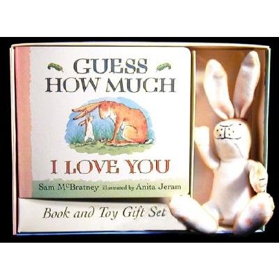 RANDOM HOUSE GUESS HOW MUCH I LOVE YOU BOX SET