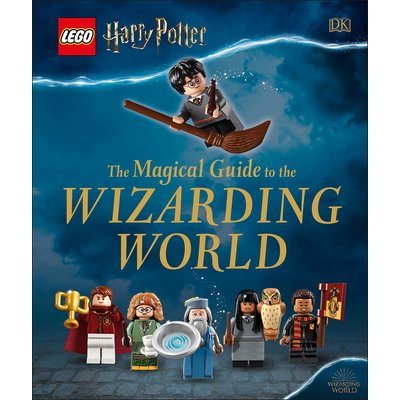 DK PUBLISHING LEGO HARRY POTTER MAGICAL GUIDE TO WIZARDING WORLD