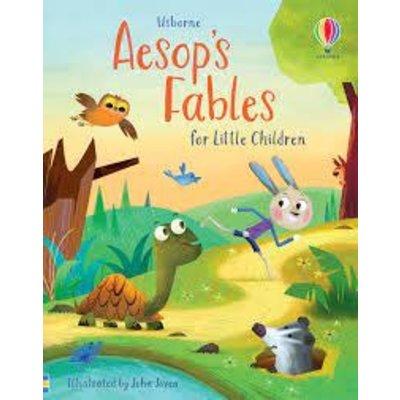USBORNE AESOPS FABLES FOR LITTLE CHILDREN