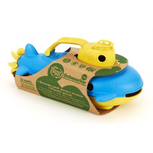 GREEN TOYS RECYCLED SUBMARINE*