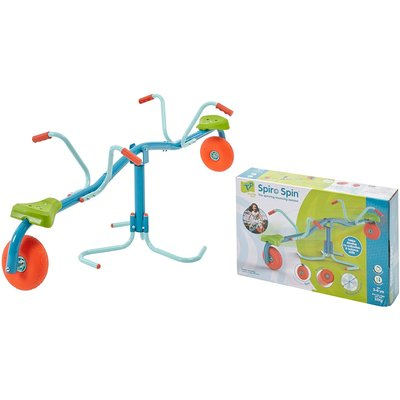NATIONAL SPORTING GOODS SPIRO SPIN SEESAW