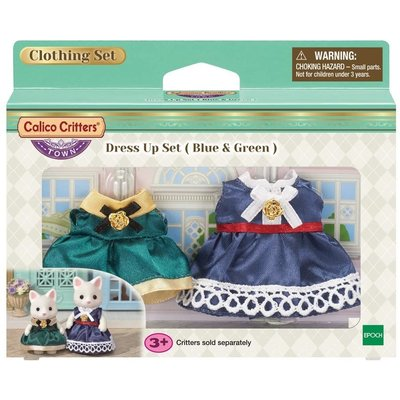 CALICO CRITTERS DRESS UP SET