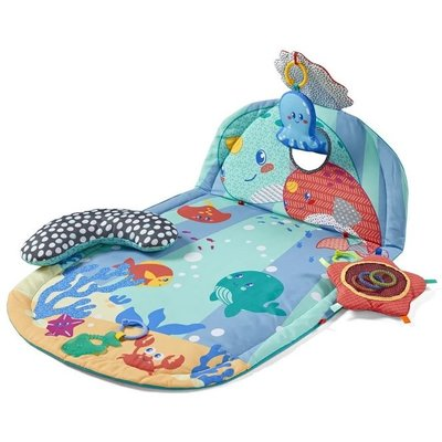 INFANTINO ABOVE & BEYOND TUMMY TIME MAT