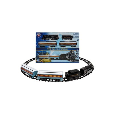 LIONEL THE POLAR EXPRESS TRAIN SET