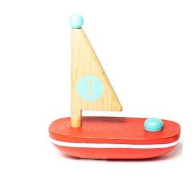 MY LIL' WOODEN SAILBOAT