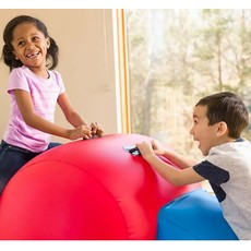 HEARTHSONG / EVERGREEN INFLATABLE SEE SAW ROCKER
