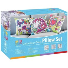 HEARTHSONG / EVERGREEN COLOR YOUR OWN PILLOW