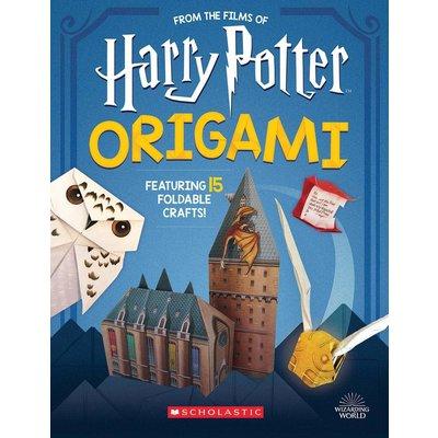 SCHOLASTIC HARRY POTTER ORIGAMI