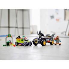 LEGO BATMAN VS JOKER BATMOBILE CHASE