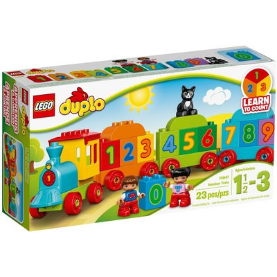 LEGO NUMBER TRAIN DUPLO*