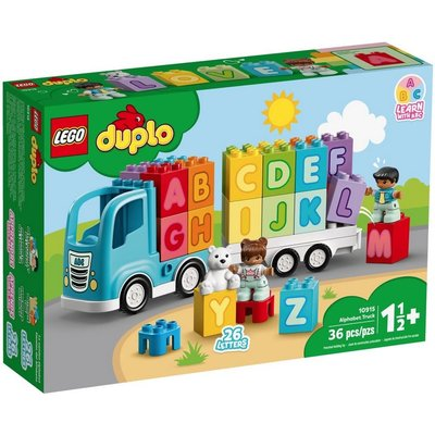 LEGO ALPHABET TRUCK DUPLO