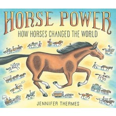 ABRAMS BOOKS HORSE POWER HB THERMES