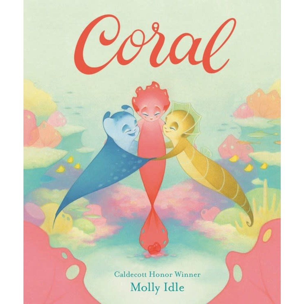 LITTLE BROWN BOOKS CORAL HB IDLE