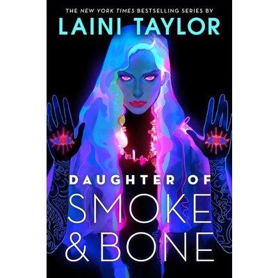 LITTLE BROWN BOOKS DAUGHTER OF SMOKE & BONE 1 PB TAYLOR