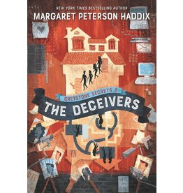 KATHERINE TEGEN BOOKS GREYSTONE SECRETS 2: THE DECEIVERS