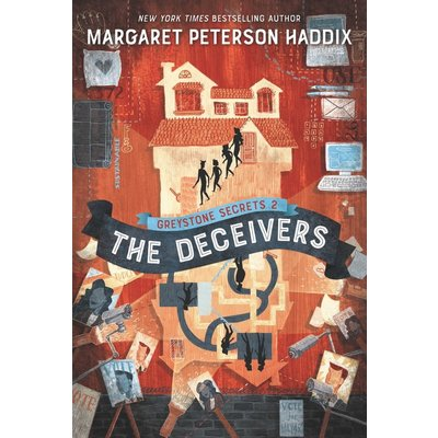 KATHERINE TEGEN BOOKS GREYSTONE SECRETS 2: THE DECEIVERS