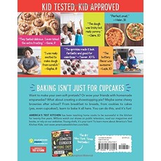 SOURCEBOOKS COMPLETE BAKING BOOK FOR YOUNG CHEFS HB AMERICA TEST KITCHEN