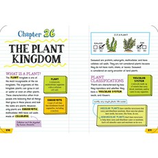 WORKMAN PUBLISHING EVERYTHING YOU NEED TO ACE BIOLOGY NOTEBOOK PB BRAINQUEST