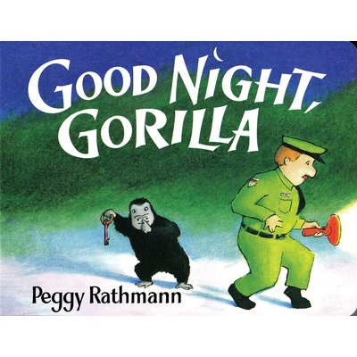 G.P. PUTNAM BOOKS FOR YOUNG READERS GOOD NIGHT, GORILLA BY RATHMAN