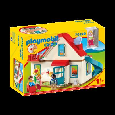 PLAYMOBIL FAMILY HOME PLAYMOBIL 1,2,3