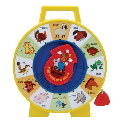 FISHER PRICE FISHER PRICE SEE N SAY