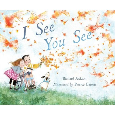ATHENEUM BOOKS FOR YOUNG READERS I SEE YOU SEE