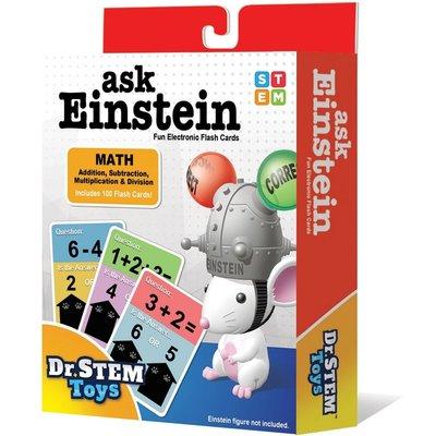 DR. STEM TOYS ASK EINSTEIN FLASH CARDS