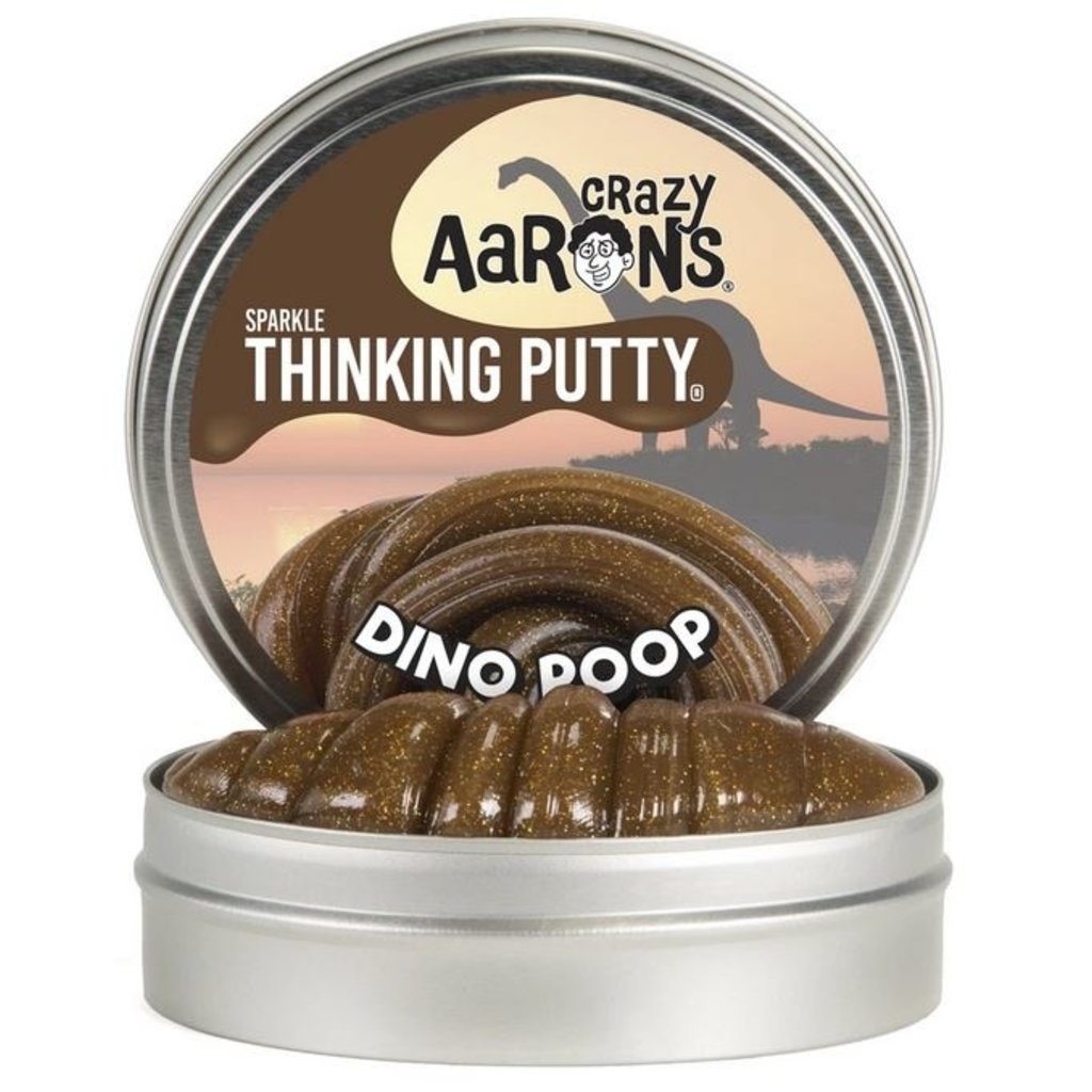 CRAZY AARONS PUTTY SPARKLE THINKING PUTTY