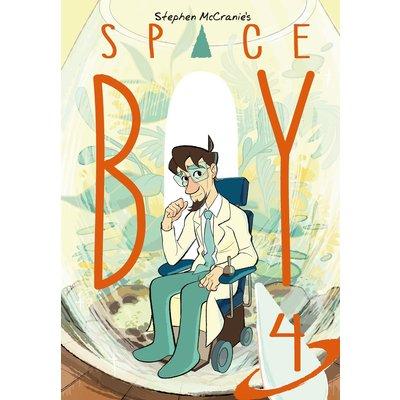 DARK HORSE BOOKS STEPHEN MCCRANIE'S SPACE BOY VOL. 4