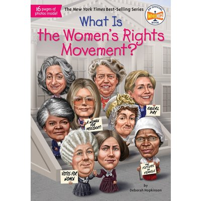 PENGUIN WORKSHOP WHAT IS THE WOMEN'S RIGHTS MOVEMENT?